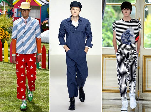 Фото №9 - 11 трендов c Недель мужской моды SS19, которые пригодятся не только мужчинам