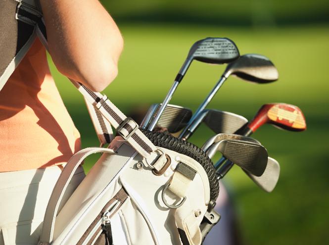 Фото №7 - Новый тренд: женский гольф
