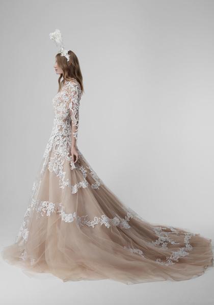 Фото №4 - Новая свадебная коллекция Valentin Yudashkin haute couture