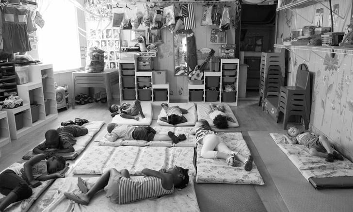 Фото №2 - «Ужасно для России, а для Запада роскошь»: как спят в детских садах за границей