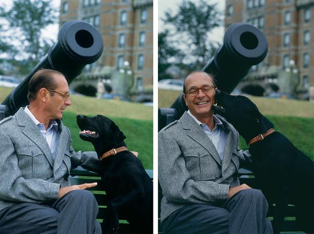 Фото №12 - Каким был Жак Ширак: 18 неформальных фото экс-президента Франции