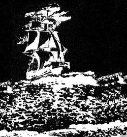 Фото №1 - Экипаж мятежного галиота
