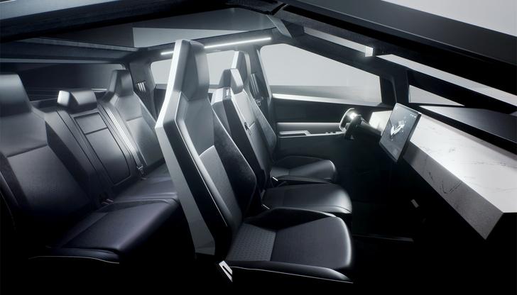 Фото №3 - Tesla Cybertruck: звездный десант