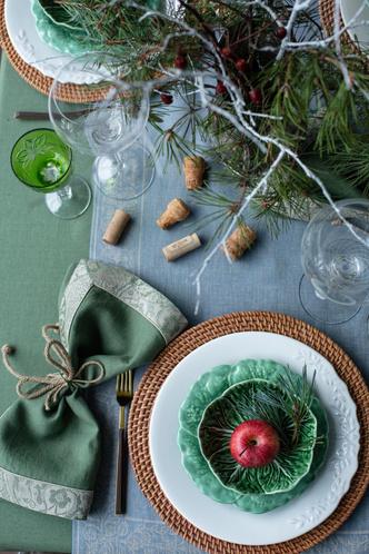 Фото №37 - Стильный новогодний стол: 10 секретов декоратора Анны Муравиной