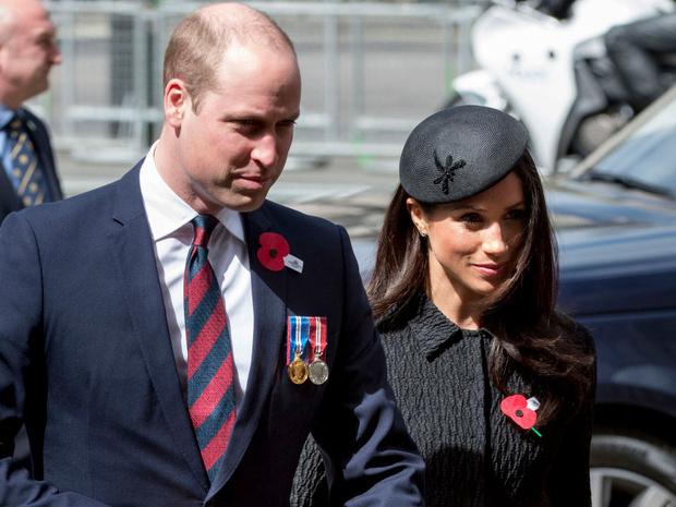 Фото №1 - Королевская дерзость: что Уильям сказал Меган при первой встрече