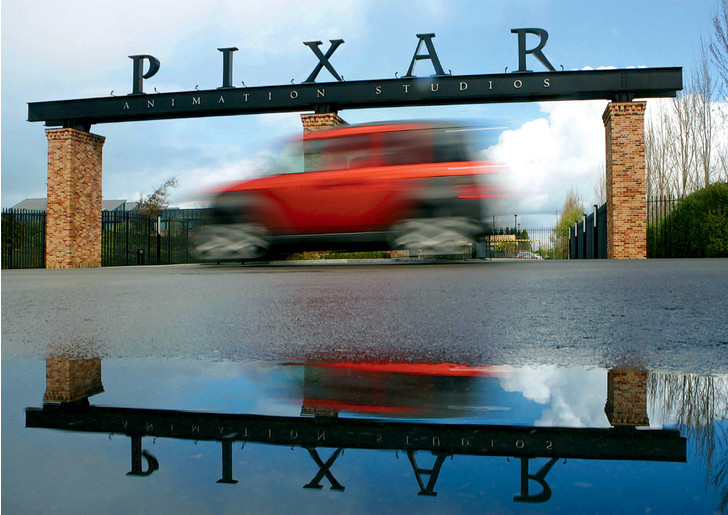 Фото №1 - Рабы лампы: прогулка по анимационной студии Pixar