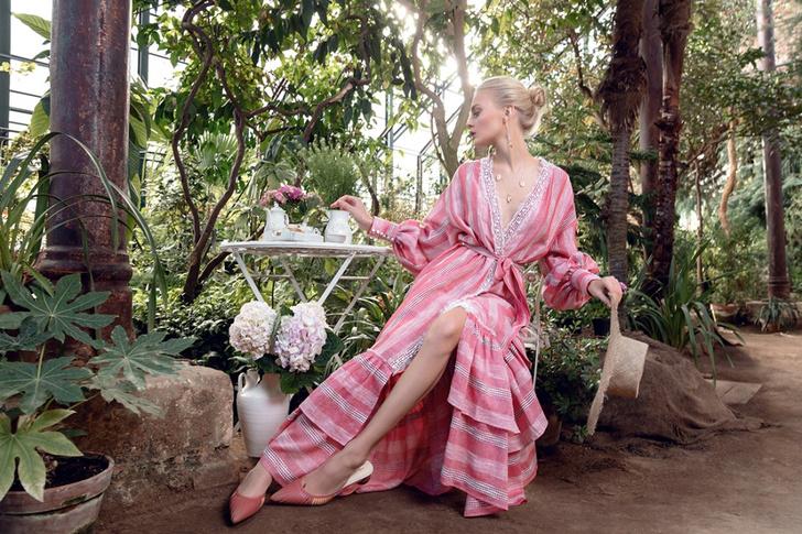 Фото №1 - Senti:вдумчивая, экологичная мода, которая создается с глубоким уважением к внешней среде и культурному наследию