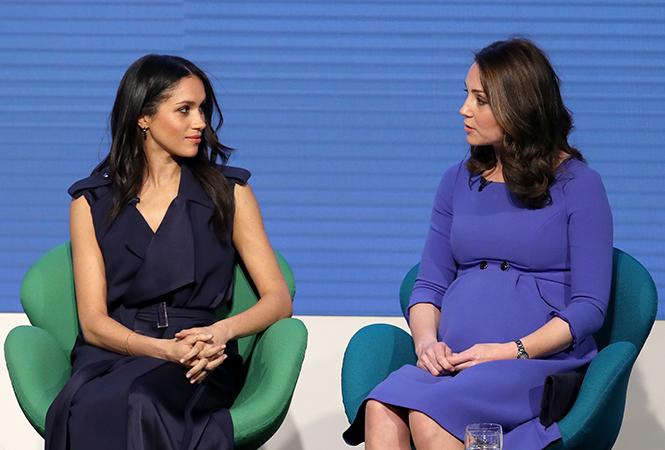 Фото №8 - Как Меган и Кейт относятся друг к другу: наблюдения экспертов по языку тела