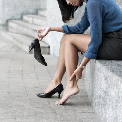 Главный враг красивых ног: найти и обезвредить