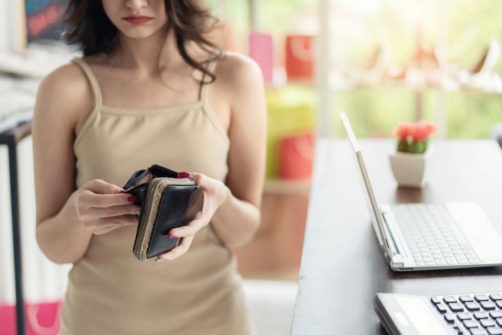 Фото №1 - Таролог назвала тип людей, которым не везет с деньгами