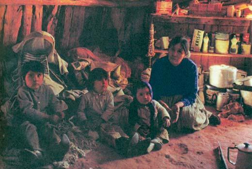 Фото №3 - Расческа из травы, ловушка для снов и другие секреты индейцев навахо