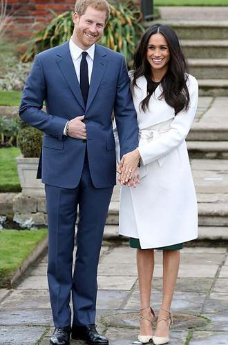 Фото №11 - Тело расскажет: Меган Маркл будет счастлива в браке с принцем