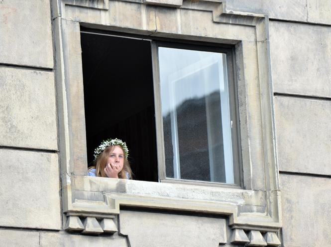 Фото №48 - Самые забавные моменты на королевских свадьбах (истории в фотографиях)