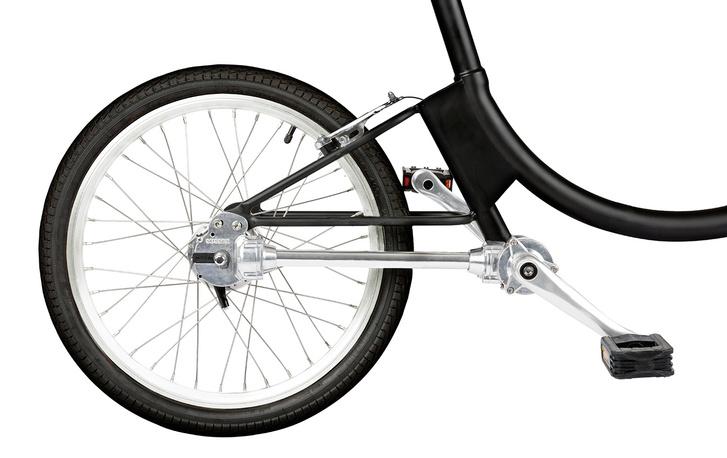 Фото №2 - Разбираемся в велосипедах без цепи: карданный привод или ременный