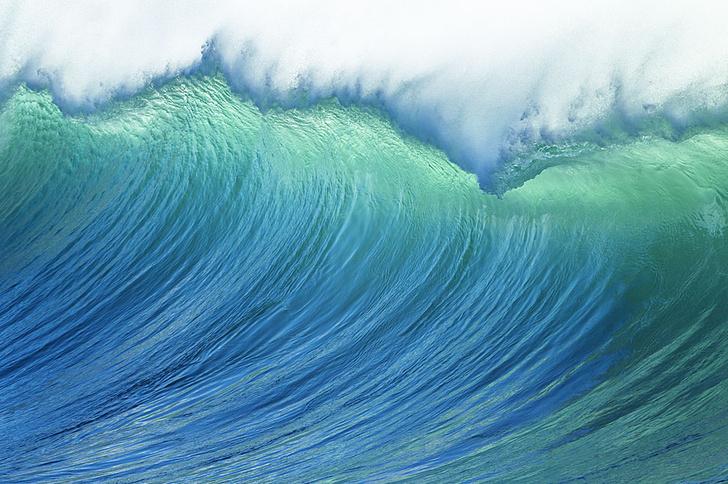 Фото №1 - Волнительный вопрос: 9 захватывающих фактов о морских волнах