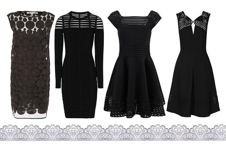 Платье, Max Studio; платье, Reiss; платье, Milly; платье, Reiss