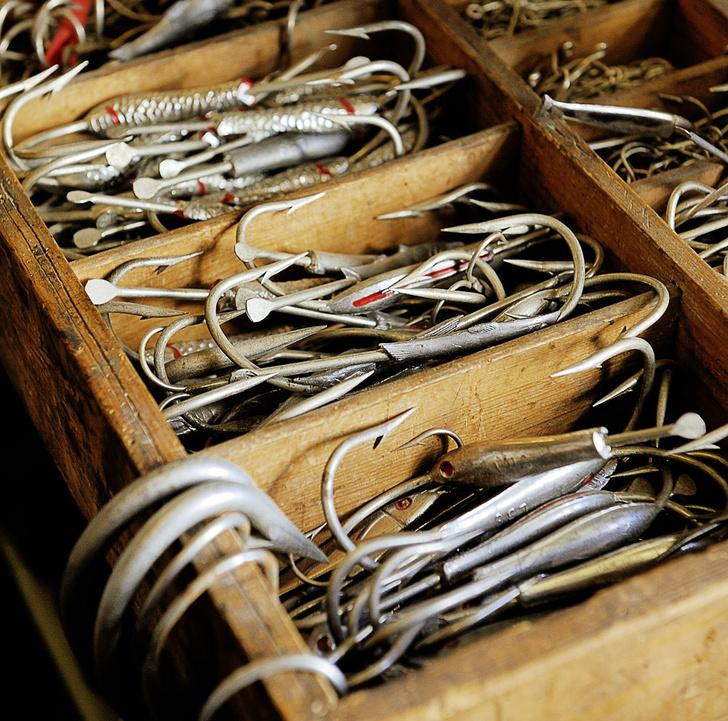 Фото №11 - Норвегия: рыбацкие сети