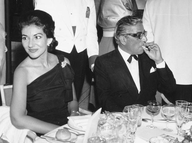 Фото №11 - Оперная дива, миллиардер и первая леди: современная греческая трагедия
