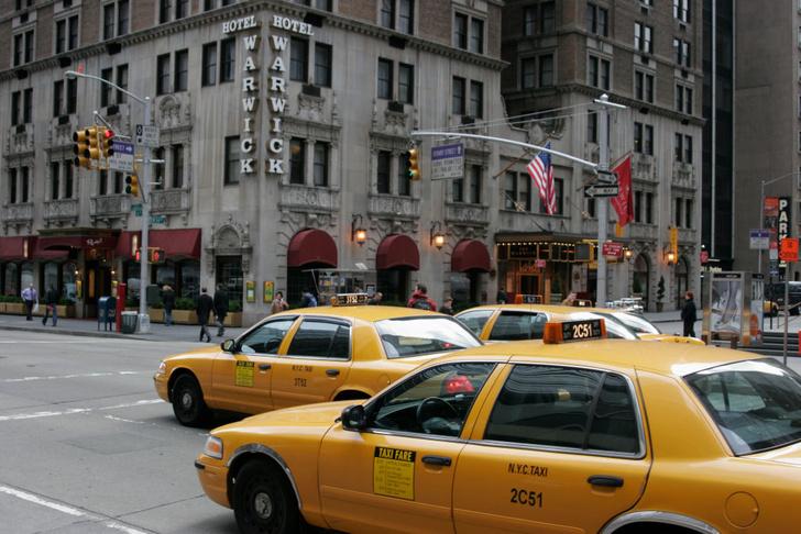 Фото №1 - Как пол таксиста влияет на уровень его дохода