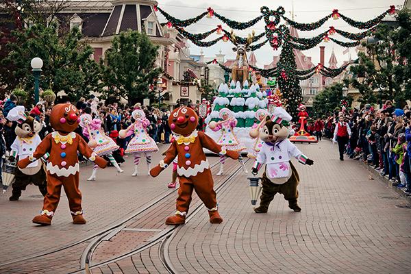 Фото №7 - Победители нашего юбилейного конкурса отправились в Disneyland Париж
