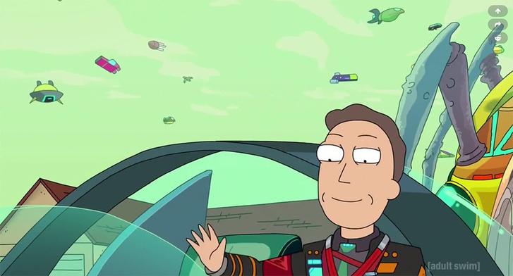 Фото №6 - 7 фактов о мультсериале «Рик и Морти», которые мы своровали в соседней Вселенной