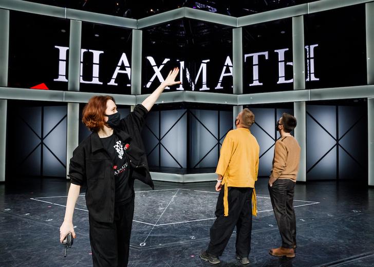 Фото №1 - Мюзикл «Шахматы»: как создавалась одна из самых масштабных постановок столицы