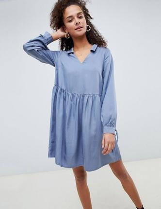 Фото №9 - 10 платьев-oversize, которые скроют все недостатки фигуры