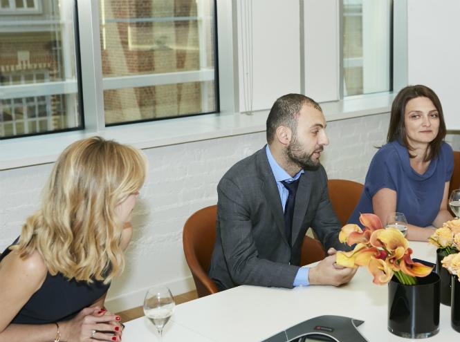 Фото №12 - «Оскар» в женском бизнесе: первая встреча членов жюри