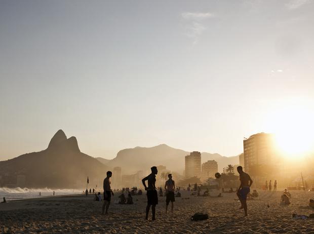 Фото №1 - Город имени января: за что любить Рио-де-Жанейро