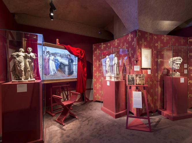 Фото №6 - A Palace and the City: выставка в музее Salvatore Ferragamo