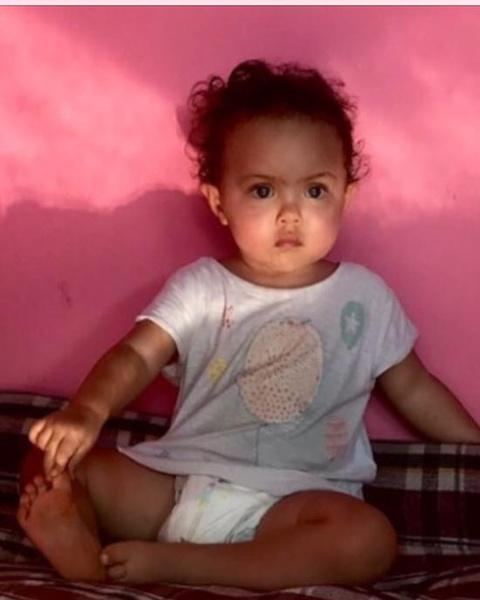 Фото №2 - Ирина Понаровская показала свою 2-летнюю внучку