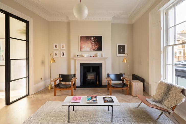 Фото №4 - Квартира в историческом здании в Лондоне