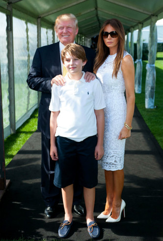 Фото №3 - Почему Мелания и Дональд Трамп не могут договориться о воспитании сына