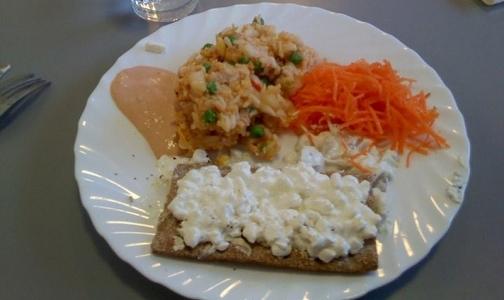 Фото №1 - Что едят на обед школьники разных стран