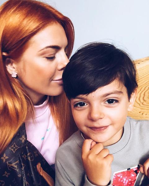 Фото №1 - На детском фото Киркоров выглядит как двойник 9-летнего сына Стоцкой