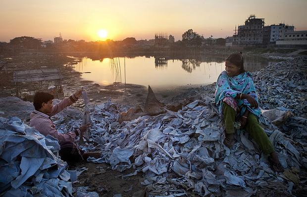 Фото №11 - Прекрасные места планеты, которые люди забросали мусором