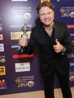 Фото №13 - Объявлены лауреаты Русской Музыкальной Премии телеканала RU.TV
