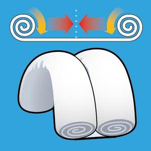 Фото №3 - Как сложить слона из полотенца