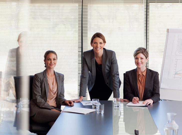 Фото №1 - Как выжить и добиться успеха в женском коллективе