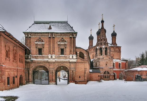 Фото №10 - 10 самых необычных мест для фото в Москве