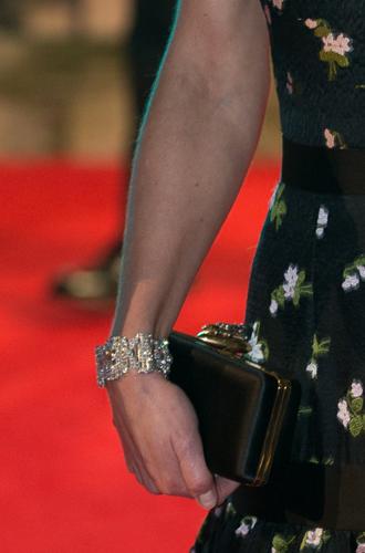 Фото №7 - Талант скромности: герцогиня Кембриджская на церемонии BAFTA