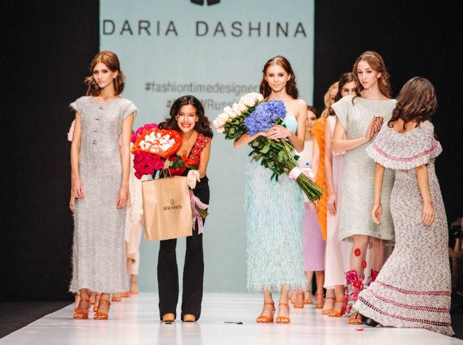 Фото №1 - Дух Живерни в новой коллекции бренда DARIA DASHINA
