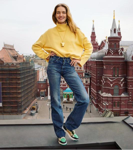 Фото №2 - «Я уверена, что она меня знает»: Ольга Бузова о Наталье Водяновой