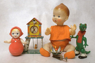 Фото №1 - Выставка, посвященная советскому детству, откроется в ноябре в Музее Москвы