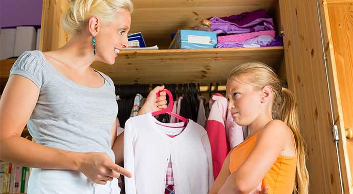 Как родители своей «заботой» убивают самооценку дочерей: учимся на ошибках