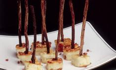 Шашлычки с сычуаньским маринадом