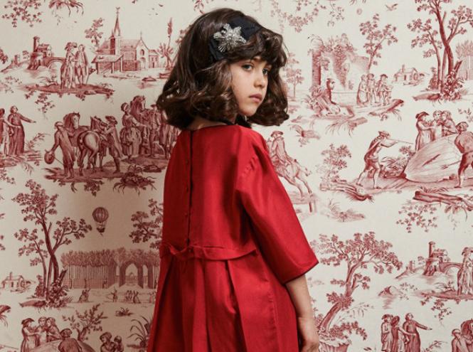 Фото №1 - Как из сказки: новая детская осенне-зимняя коллекция CARAMEL