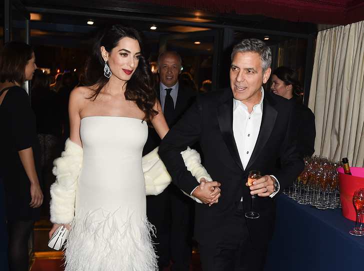 Фото №29 - Джордж и Амаль Клуни: история любви