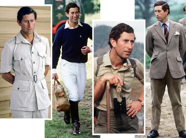 Фото №1 - Его модное Высочество: 8 доказательств того, что принц Чарльз— икона стиля