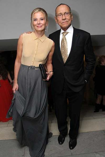 Фото №5 - Знаменитые пары с разницей в возрасте более 30 лет
